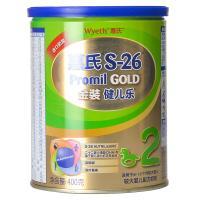 【超级生活馆】惠氏金装S-26金装健儿乐400g(编码:583505)