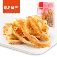 良品铺子 炭烤鱿鱼丝(香辣味)60g/袋