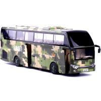 彩珀 巴士模型 后勤服务巴士76207 儿童玩具车