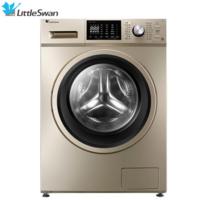 Littleswan/小天鹅洗衣机 TG80-1422WIDG 8公斤大容量滚筒洗衣机 变频节能 静音 健康洗衣