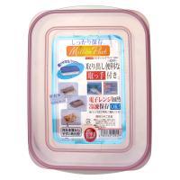 【超级生活馆】家之物语保鲜盒1.2L(粉色)(编码:583874)