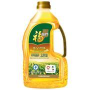 中粮福临门非转基因压榨黄金产地玉米油1.8L