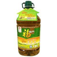 中粮福临门家乡味AE浓香营养菜籽油5L