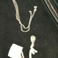 周大福 铂金项链