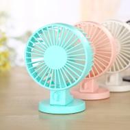小电风扇迷你可充电usb学生宿舍床上办公室桌面随身静音便携台式