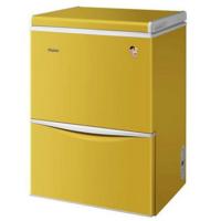 海尔(Haier)LW-120HCD(黄色)立卧式冷柜 M柜