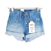 Levis李维斯女装牛仔短裤32791-0001【有爱就购】