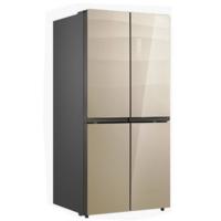 美的(Midea)冰箱 BCD-482WTGM 482升 四门风冷无霜节能大容量电冰箱