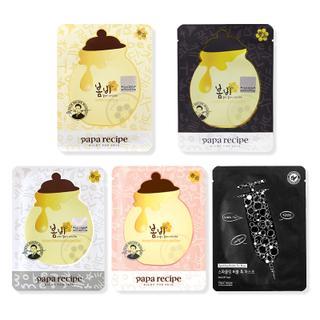 韩国 papa recipe春雨系列面膜 多种可选 10片/盒(粉色装为5片/盒)