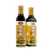 【宜都馆】土老憨柑橘醋瓶装调味醋酿造橘香醋佐餐烹调醋450ml