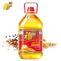 福临门天天五谷食用调和油5L