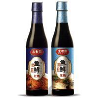 【宜都馆】土老憨鱼鲜红烧鱼鲜生抽酱油380ml