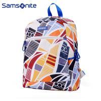 Samsonite新秀丽正品双肩背包户外休闲旅行电脑包96Q-61001