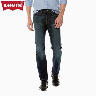 Levi's李维斯经典五袋款系列男士514宽松直脚牛仔裤00514-0896