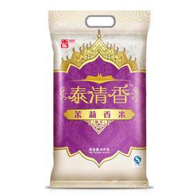 香满园泰清香茉莉香米5KG 大米 清香 长粒米