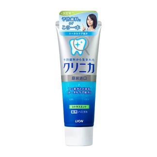 日本 狮王(Lion)CLINICA洁净防护牙膏(草本薄荷) 130g