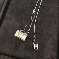通灵钻石项链
