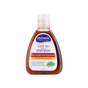 【澳洲直邮|包税包邮】Redwin煤焦油洗发水250ml 深层清洁修护发质