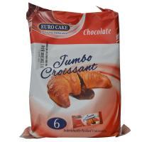 【超级生活馆】多芙利巧克力夹心牛角包300g(编码:581812)