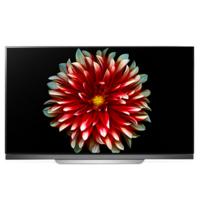LG OLED65E7P 65英寸4K智能平板液晶电视机 杜比全景声 主动式HDR OLED自发光电视