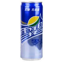 【天顺园店】可口可乐雪碧零卡330ml(编码:594727)