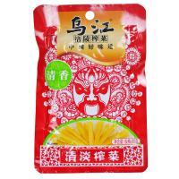 【超级生活馆】乌江低盐榨菜80g(编码:161322)
