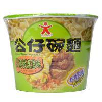 【天顺园店】公仔日式猪骨汤味公仔面122g(编码:592898)
