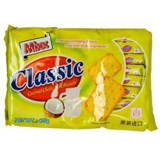【超级生活馆】Mixx椰奶干酪味饼干405g(编码:589305)