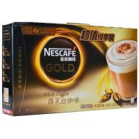 【超级生活馆】雀巢金牌罐藏白咖啡580g(编码:588073)