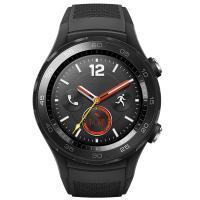 华为 智能手表 Watch 2代(4G/SIM)碳晶黑