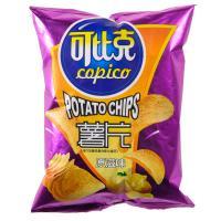 【超级生活馆】达利可比克原味薯片60g(编码:144127)