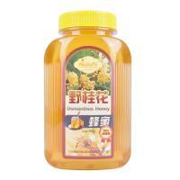 金贵 野桂花蜂蜜 980g