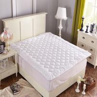恒源祥 柔暖羊毛床垫(面料:100%聚酯纤维;填充:35%羊毛65%聚酯纤维;被重:2000g;规格:180*200cm)