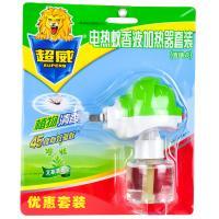 【天顺园店】超威电蚊液直插式加热器套装(编码:500934)