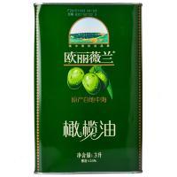 【天顺园店】欧丽薇兰纯正橄榄油3L(编码:280235)