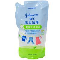 【天顺园店】强生婴儿洗衣液500ml(编码:592751)