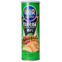 【天顺园店】达利可比克烧烤薯片105g(编码:144123)