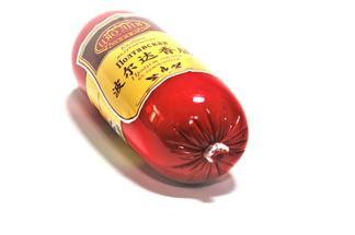 【正宗俄罗斯风味】源自俄罗斯的波尔达纯肉火腿香肠300克*3条