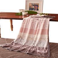 恒源祥 海藻纹绒毯(面料:100%聚酯纤维;重量: 900g; 规格:180*200cm)