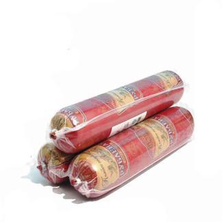 【正宗俄罗斯风味】最具俄罗斯传统特色的纯肉卢布肠400克*2