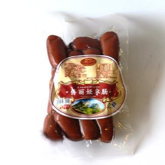 【正宗俄罗斯风味】无淀粉,无添加剂 风味脆皮枣肠250克*3袋