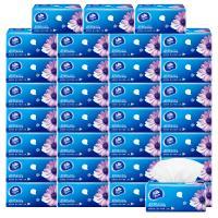 维达抽纸家庭装面巾纸餐巾纸卫生纸婴儿可用纸巾整箱20包 V2223*5