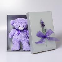 澳大利亚原产Belle Fleur Lavender可加热薰衣草小熊