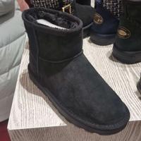 蛋卷鞋雪地靴