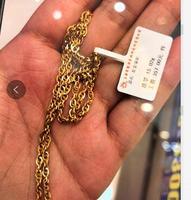 老凤祥 黄金项链