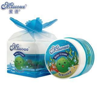 蜜语婴儿海藻滋养霜