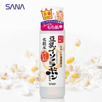 莎娜豆乳美肤化妆水200ml