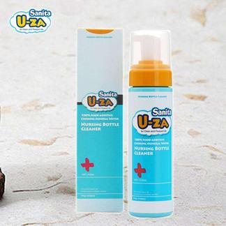 U-ZA奶瓶清洗剂200mlX2
