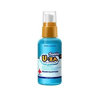 U-ZA免洗洗手液 (喷雾)50mlX2