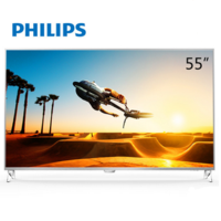 飞利浦液晶电视55PUF7102/T3 4K 智能电视